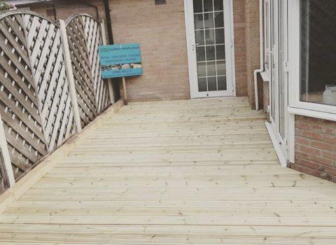 decking ringwood